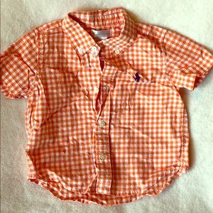 Baby  button up shirt